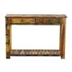 TheWoodTimes Sanwara Console Table
