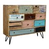 TheWoodTimes Living 13 Drawer Chest