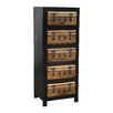 TheWoodTimes Chateau 5 Drawer Chest