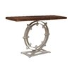 TheWoodTimes Console Table