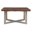 TheWoodTimes Grooves Coffee Table