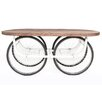 TheWoodTimes Bike Dining Table