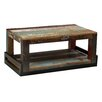 TheWoodTimes Recycle Coffee Table