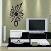Vandue Corporation Modern Home Self Adhesive DIY 3D Wall Clock