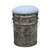 Borough Wharf Overbrook Decorative Stool