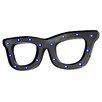 Borough Wharf Wanddekoration LED Glasses