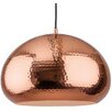 Borough Wharf ASSAM 1 Light Bowl Pendant