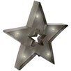 Borough Wharf Brewton Retro LED Star Sculpture