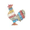 Borough Wharf Rooster Wall Hanging Wall Decor