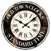 Borough Wharf 34cm Standard Time Wall Clock