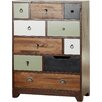 Borough Wharf Allegheny 10 Drawer Chest of Drawers
