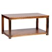 Borough Wharf Bilboa Coffee Table with Magazine Rack