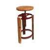 Borough Wharf Adjustable Bar Stool