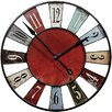 Borough Wharf 73 cm Wall Clock