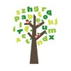 Pop & Lolli Tree of Knowledge Wall Decal
