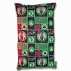 Lillowz NBA Boston Celtics Lumbar Pillow