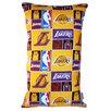 Lillowz NBA Los Angeles Lakers Lumbar Pillow