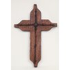 My Amigos Imports Wormwood Barbed Wire Cross Wall Decor