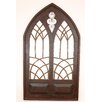 My Amigos Imports Gothic Double Architectural Window Wall Decor