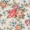 FABLON Botanische, Folierte Tapete 1500 cm H x 45 cm B