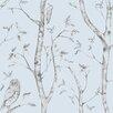 NuWallpaper Botanische, folierte Tapete Woods 548 cm L x 52 cm B
