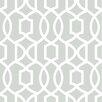 NuWallpaper Folierte Tapete Grand 548 cm L x 52 cm B