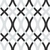 NuWallpaper Lattice 5.48m L x 52cm W Foiled Roll Wallpaper