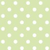 NuWallpaper Dottie Polka Dot 5.48m L x 52cm W Foiled Roll Wallpaper