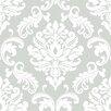 NuWallpaper Ariel 5.48m L x 52cm W Roll Wallpaper