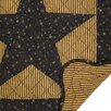Great Finds Midnight Star Table Runner