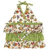 Great Finds Erica Cotton Ruffled Apron