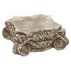 Square Resin Pedestal - Great Finds Garden Statues and Outdoor Accents