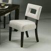 Impacterra Jakarta Dining Chair with Bella Grey Fabric