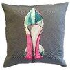 Amoloulou Shoe Scatter Cushion