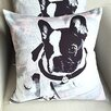 Amoloulou French Bulldog Scatter Cushion