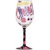Lolita Cheers All Purpose Wine Glass
