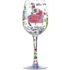 Lolita Mummy's Time Out All Purpose Wine Glass