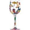Lolita Here Comes Summer All Purpose Wine Glass