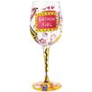 Lolita Birthday Girl All Purpose Wine Glass