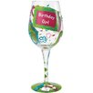 Lolita Birthday Girl, Too All Purpose Wine Glass