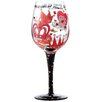 Lolita Queen of Hearts All Purpose Wine Glass