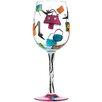 Lolita Shopaholic, Too All Purpose Wine Glass
