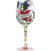 Lolita Tattoo Amore All Purpose Wine Glass