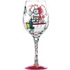 Lolita Working Mum All Purpose Wine Glass