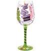 Lolita Tipsy Birthday All Purpose Wine Glass