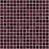 "Susan Jablon Architect's Overstock Marbled 0.75"" x 0.75"" Glass Mosaic Tile in Lavender"