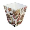 TSC Giftables Nautical Diary Wooden Waste Bin