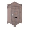 Amco Mailboxes Wall Mounted Mailbox with Lock