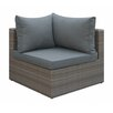 JB Patio Wicker 8 Piece Sectional Seating Group Set