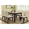 A&J Homes Studio Moe 7 Piece Dining Set